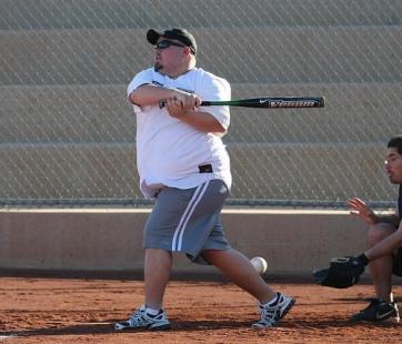 fat man softball