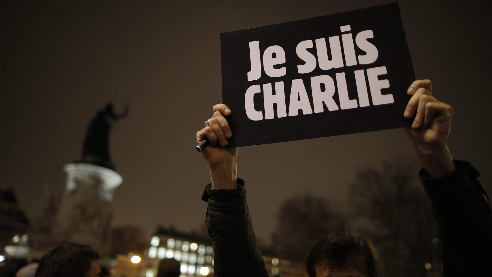 Je Suis Charlie The Role Of Satire In Society Barnyard Lampoon